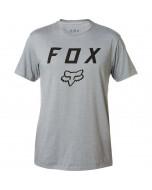 Fox legacy moth ss tee heather graphite t-shirt