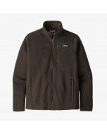 Patagonia m's better sweater fleece jacket logwood brown