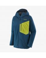 Patagonia snowdrifter jacket crafter blue