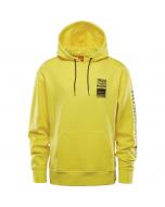 Thirtytwo 32 x spring break repel hoodie light yellow 2021