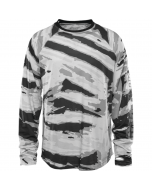 Thirtytwo 32 ridelite l/s shirt white camo first layer 2021
