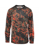 Thirtytwo 32 ridelite l/s shirt camo first layer 2021