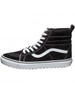 Vans sk8-hi mte black true white