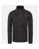 The north face canyonlands full zip jacket tnf black