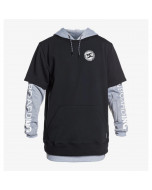 Dc shoes dryden 3 in 1 hoodie black 2021