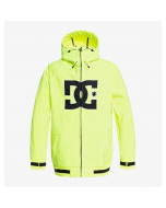 Dc shoes spectrum jacket safety yellow 2021