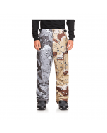 Dc shoes division pant chocolate chip camo split 2021
