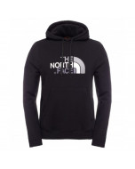 The north face drew peak pullover hoodie tnf black tnf black