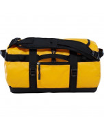 The north face base camp duffel xs summit gold tnf black