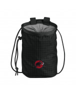 Mammut basic chalk bag black sacchetto porta magnesite