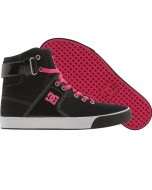 Dc shoes graduate tx black crazy pink scarpe donna ss 2016