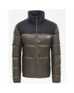 The north face nuptse iv jacket new taupe green tnf black 2020
