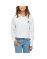 Vans leila hurst hoodie white checkerboard ss 2019