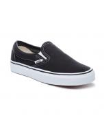 Vans classic slip-on black white
