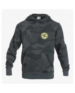 Dc shoes snowstar youth fleece hoodie pill camo black 2021