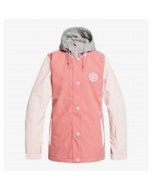 Dc shoes w' dcla wmn jacket dusty rose 2020