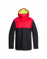 Dc shoes defy jacket racing red 2020