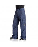 Dc shos banshee pant insignia blue pantalone snowboard fw 2018