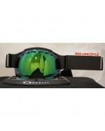 Oakley canopy jade iridium lens