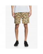 Quiksilver waterman scout hunter 20'' cargo short pacific camo incense 2020