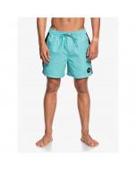 Quiksilver arch 16'' volley beach shorts sea blue 2020