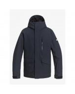 Quiksilver mission solid jacket true black 2021