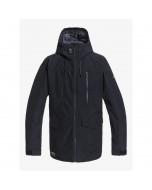 Quiksilver fairbanks jacket true black 2021