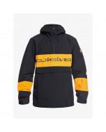 Quiksilver steeze jacket true black 2021