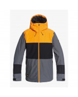 Quiksilver sycamore jacket iron gate 2021