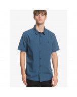 Quiksilver taxer ss shirt majolica blue 2020