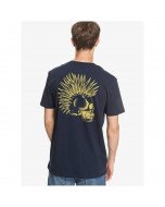 Quiksilver drum therapy ss tee navy blazer 2020