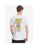 Quiksilver lullaby beach ss tee white 2020