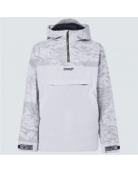 Oakley TC ice pullover BZI jacket gray mountains 2021
