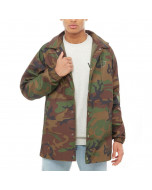 Vans torrey hooded mte jacket camo