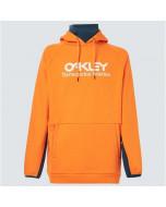 Oakley TNP dwr fleece hoodie bold orange 2021