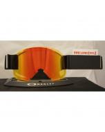 Oakley o2 xl fire iridium lens