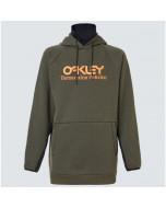 Oakley TNP dwr fleece hoodie new dark brush 2021
