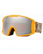 Oakley line miner kazu kokubo kamikazu derma orange prizm snow black iridium