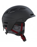 Salomon qst charge w black coral helmet m fw 2018