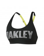 Oakley warrior bra top white woman training ss 2017