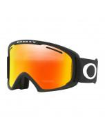 Oakley o2 xl matte black fire iridium + persimmon