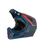 Fox racing rampage comp helmet repeater dark indigo