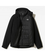 The north face  mountain light futurelight triclimate jacket tnf black tnf black