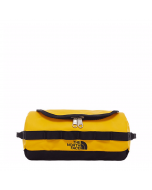 THE NORTH FACE BASE CAMP TRAVEL CANISTER SUMMIT GOLD BEAUTY CASE