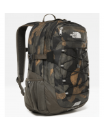 The north face borealis classic burnt olive green woods camo print