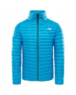 The north face impendor down jacket hyper blue