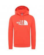 The north face drew peak pullover hoodie flare tnf white