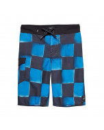 Vans boys check yourself ii boardshorts victoria blue ss 2018