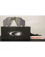 Oakley jawbreaker kit black iridium lens lente ricambio