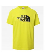The north face s/s easy tee sulphur spring green